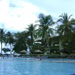 المسبح فندق هوليدي فيلا لنكاوي