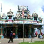 معبد فوق القمة في هضبة بينانج
