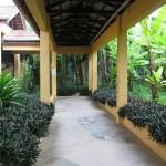 مدخل الحديقة الاستوائية حديقة الطيور في جزيرة لنكاوي ماليزيا