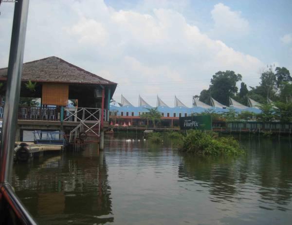صورة لمكان الانطلاق في الغوريلا في بينانج