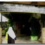مدخل حديقة الفراشات في بينانج