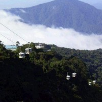 Genting Highlands تلفريك جنتنق هاي لاند