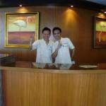 استقبال فندق فلامينقو في بينانج