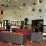 لوبي الفندق الرائع فندق فلامينقو في بينانج