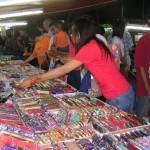 السوق الليلي في بينانج Penang Night Market