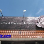 مصنع القهوه في بينانج