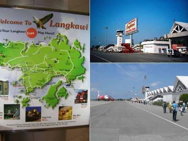Langkawi مطار