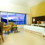 الغرفة من الداخل فندق فلامينقو في بينانج