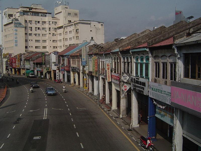 في بينانج