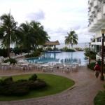 مسبح فندق فلامينقو في بينانج