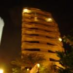الفندق في الليل فندق فلامينقو في بينانج