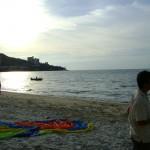 شاطئ فندق فلامينقو في بينانج