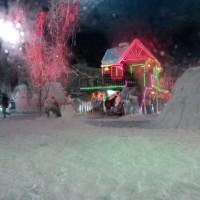 مدينة الثلج في جنتنق هايلاند