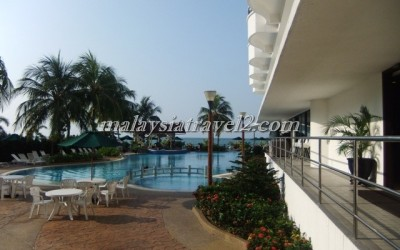 Flamingo by the Beachفندق فلامينقو في بينانج6