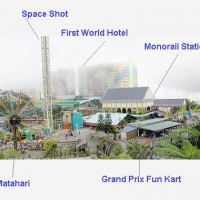 GentingOutdoorThemePark جنتنق هاي لاند