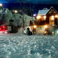 Genting Highlands جنتنق هاي لاند مدينه الثلج