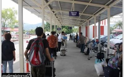 penang international airport مطار بينانج الدولي1