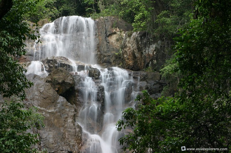 PENANG WATERFALL شلالات بينانج