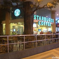 starbucks Genting Highlands جنتنق هاي لاند