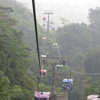 Genting Highlandsجنتنق هاي لاند تلفريك