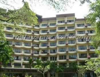 shangri-la's rasa sayang resort & spa فندق شنغريلا راساساينغ بينانج
