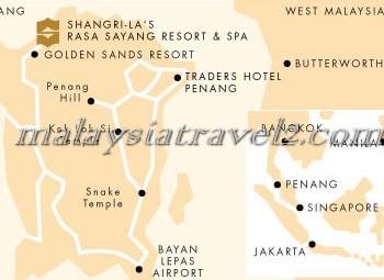 فندق شنغريلا راساساينغ بينانج