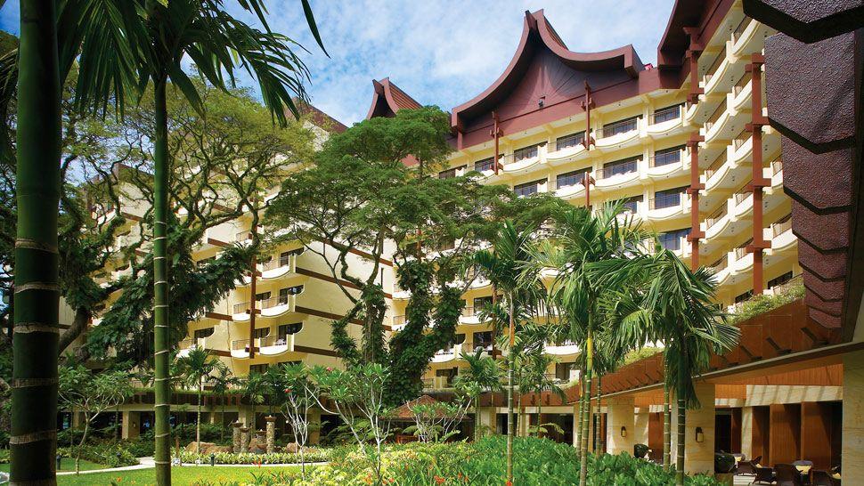 Shangri-La's Rasa Sayang Resort & Spa فندق شنغريلا راساساينغ صور و تقرير