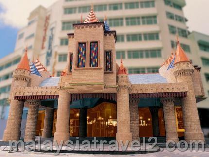 Theme Park Hotel Genting Highlandsصور و تقرير فندق ثيم بارك في جنتنج