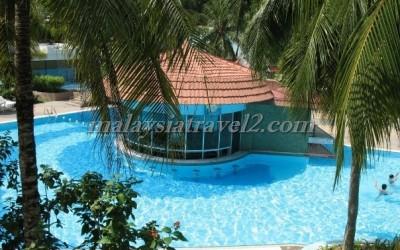 Bayview Beach Resort Penang فندق باي فيو بيتش في جزيرة بينانج ماليزيا