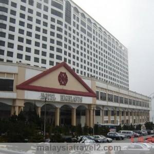Highlands Hotel فندق هايلاند جنتنج