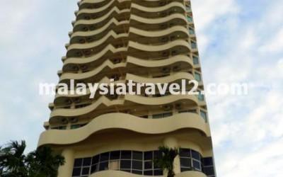 Paradise Sandy Beach Resor فندق برادايس ساندي في بينانج