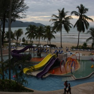 فندق هارد روك في بينانج Hard Rock Hotel Penang