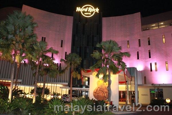 صور و تقرير فندق هارد روك في بينانج Hard Rock Hotel Penang