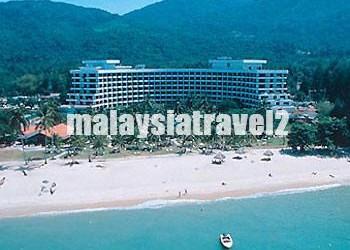 Shangri-la Golden Sands Hotel Penang صور و تقرير فندق شانغريلا جولدن ساندز في بينانج ماليزيا