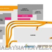 Kuala Lumpur International Airport مطار كوالالمبور الدولي