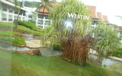 the westin langkawi resort & spa فندق و فلل ويستن لنكاوي4
