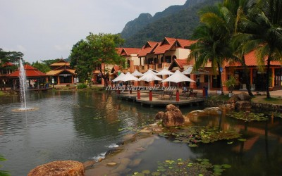 Oriental Village in Langkawiالقرية الشرقية في لنكاوي1
