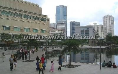 مجمع سوريا كوالالمبور ماليزيا Suria KLCC 25