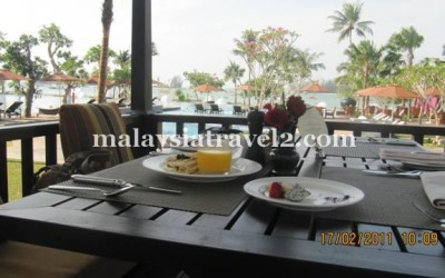 The Danna Langkawi Hotel مطعم The Planter's Restaurantفندق دانا لنكاوي