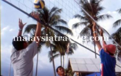 كرة الطائرة Langkawi Lagoon Resort منتجع و فندق لنكاوي لاقون