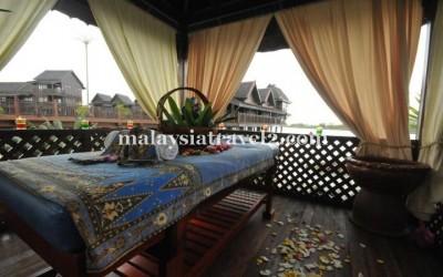 السبا و المساج Langkawi Lagoon Resort منتجع و فندق لنكاوي لاقون