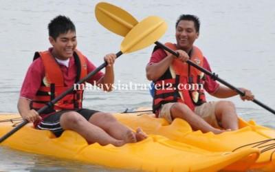 الالعاب البحرية Langkawi Lagoon Resort منتجع و فندق لنكاوي لاقون