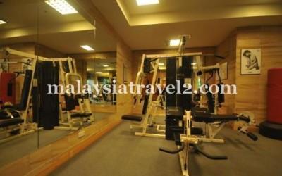 الصالة الرياضية Langkawi Lagoon Resort منتجع و فندق لنكاوي لاقون