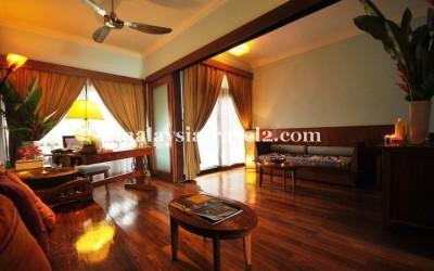 المساج Langkawi Lagoon Resort منتجع و فندق لنكاوي لاقون