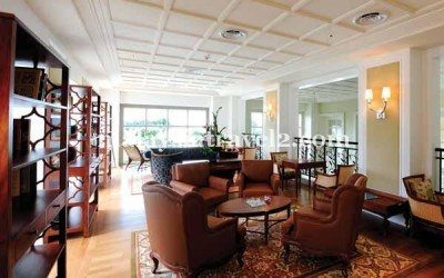 library rrom The Danna Langkawi Hotel فندق دانا لنكاوي