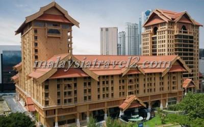 رويال شولان كوالالمبور The Royal Chulan صور و تقرير فندق
