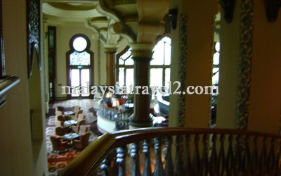 فندق الخيول الذهبية فى سيلانجور The Palace Of The Golden Hors0
