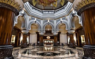 فندق الخيول الذهبية فى سيلانجور The Palace Of The Golden Hors11
