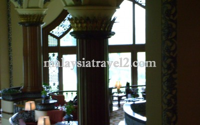 فندق الخيول الذهبية فى سيلانجور The Palace Of The Golden Hors1