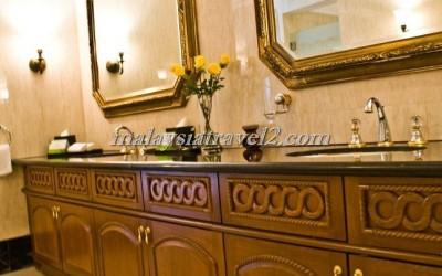 فندق الخيول الذهبية فى سيلانجور The Palace Of The Golden Hors12